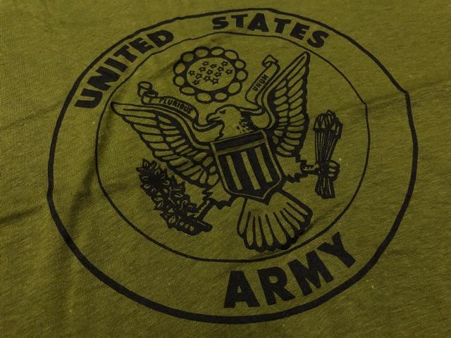 4月25日(水)大阪店アクセサリー&ヴィンテージ入荷!!#10 U.S.Military編Part2!MilitaryT-Shirt!!_c0078587_3402128.jpg