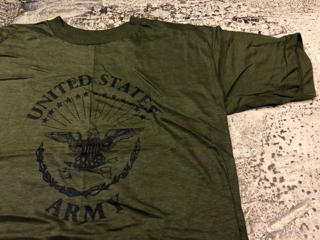 4月25日(水)大阪店アクセサリー&ヴィンテージ入荷!!#10 U.S.Military編Part2!MilitaryT-Shirt!!_c0078587_340547.jpg