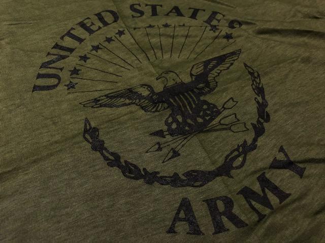 4月25日(水)大阪店アクセサリー&ヴィンテージ入荷!!#10 U.S.Military編Part2!MilitaryT-Shirt!!_c0078587_341053.jpg