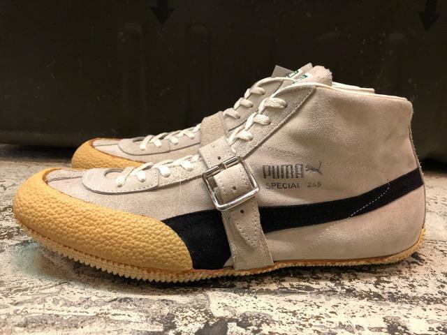 4月25日(水)大阪店アクセサリー&ヴィンテージ入荷!!#8  VintageSneaker編!adidas&PUMA!!_c0078587_352687.jpg