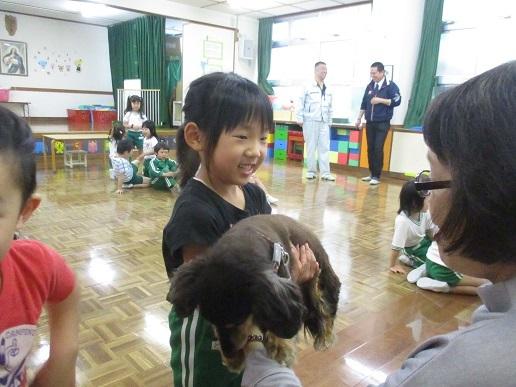 ゆり組 動物触れ合い教室_c0212598_18021223.jpg