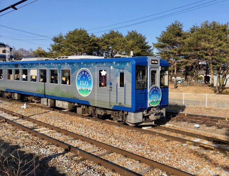 天空に一番近い列車 HIGH RAIL 1375 (ハイレール1375)_d0367998_16400360.jpg
