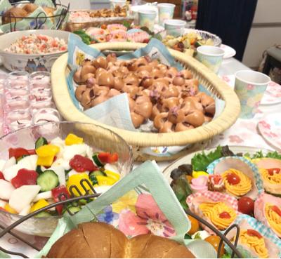 「虹色&花色パレットセミナー」_c0106100_19583436.jpg