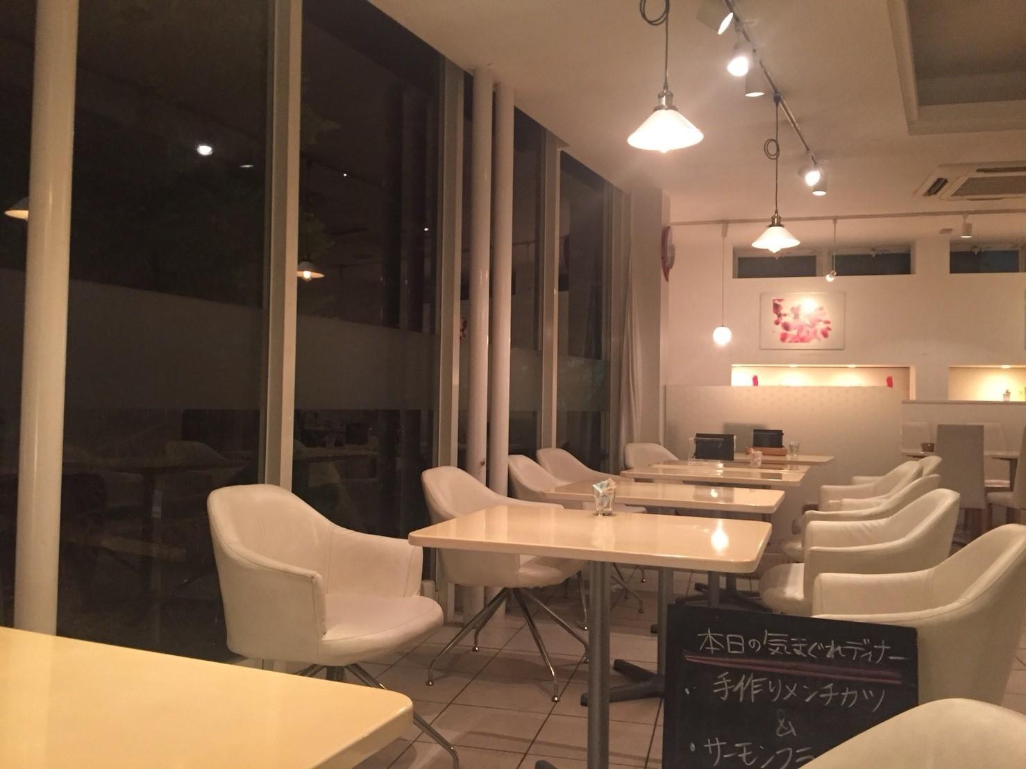 cafe coeur  ディナー_e0115904_22412381.jpg
