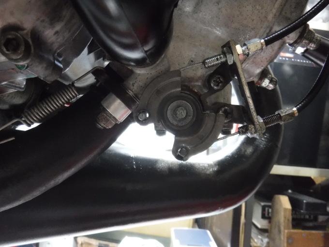 RGVΓ250SPのエンジン始動っ♪・・・放置は猛毒ですな。 その2_a0163159_22011692.jpg