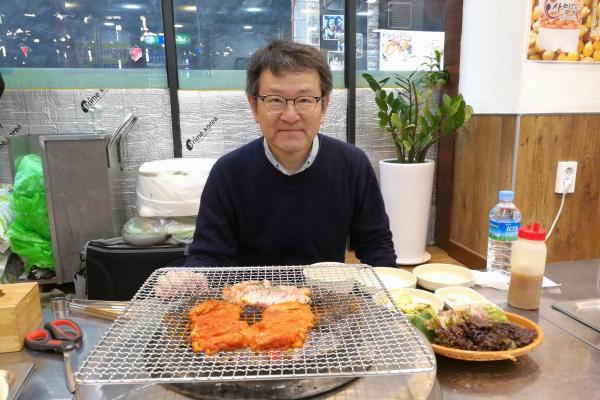 春川 ITX-青春 タッカルビとマッククス 冬ソナ 2018年3月 済州・ソウルの旅(9)_f0117059_21150243.jpg
