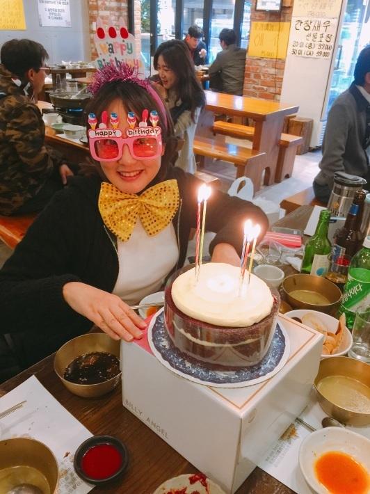 韓国でバースデーパーティーをするの巻_b0060363_23100830.jpg