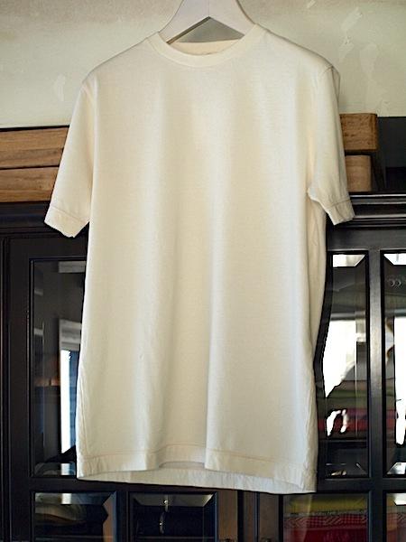 着ると良さが分かるMILFOIL オーガニックコットンメンズ半袖カットソー_e0122680_21434542.jpg