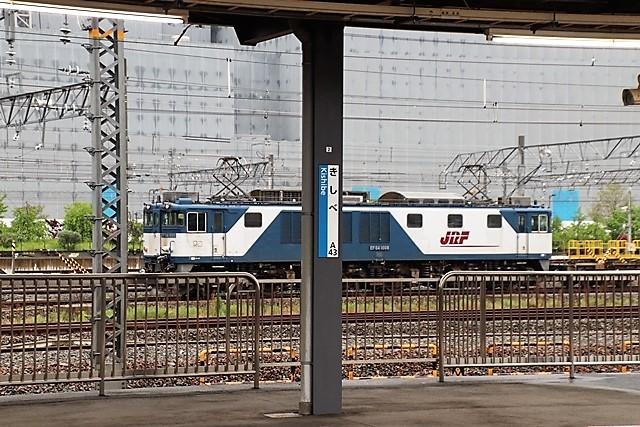 藤田八束の鉄度写真@貨物列車を激写、貨物列車金太郎、桃太郎、EF65を追っかけてカメラでキャッチ・・・嬉しい瞬間_d0181492_17454592.jpg