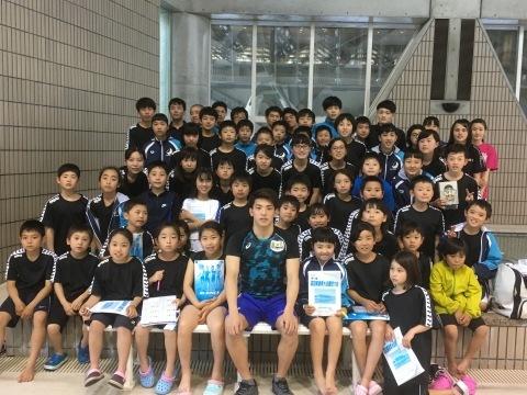高知県春季水泳競技大会に出場しました!!_b0286596_12442855.jpg