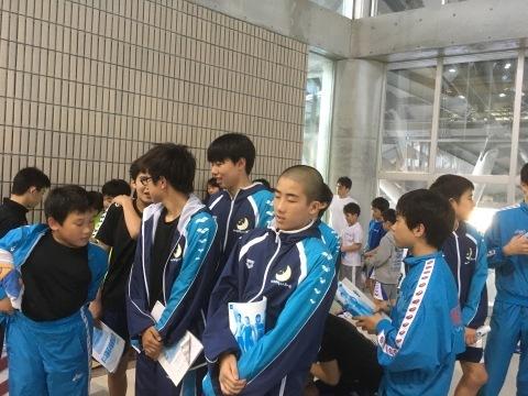 高知県春季水泳競技大会に出場しました!!_b0286596_12461506.jpg