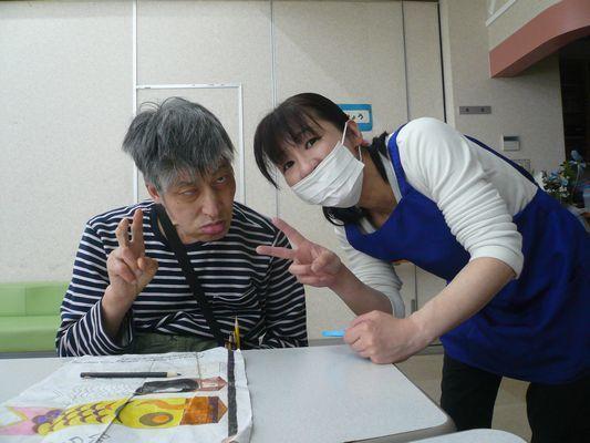 4/25 カラオケ_a0154110_13055410.jpg