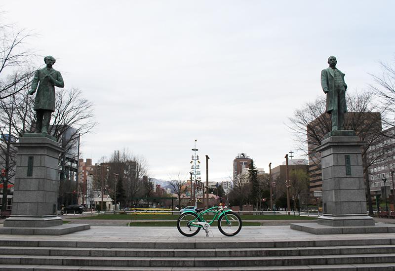 朝の札幌クルーズ。_a0139912_10030330.jpg