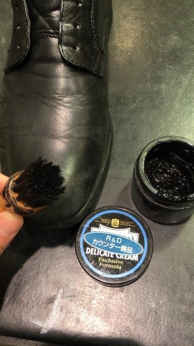 黒靴の回復力_b0226322_13593620.jpg