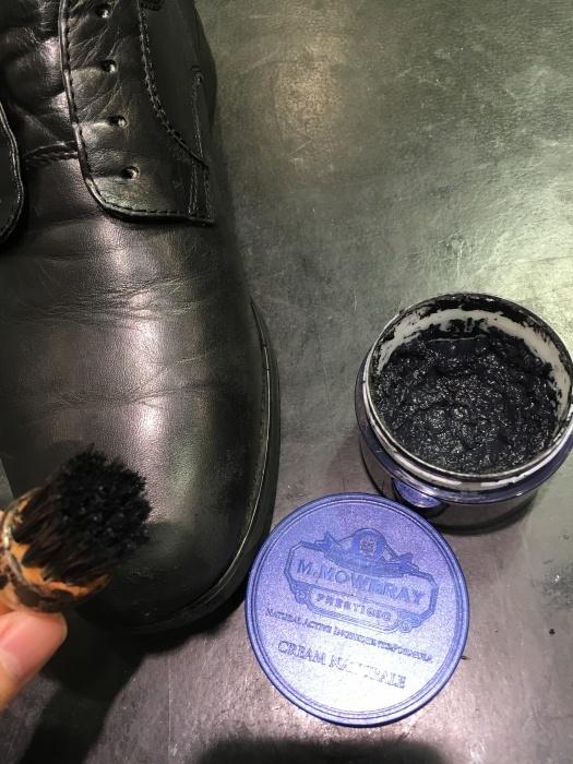 黒靴の回復力_b0226322_14243122.jpg