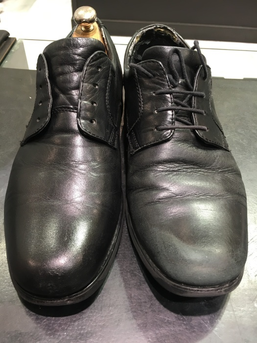 黒靴の回復力_b0226322_14243260.jpg