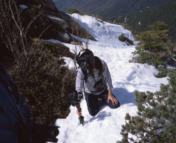 フィルム登山部で金峰山_f0251840_09134369.jpg
