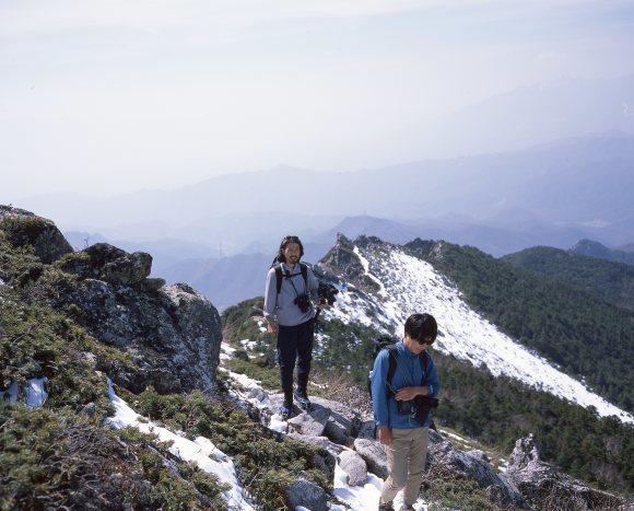 フィルム登山部で金峰山_f0251840_09135885.jpg