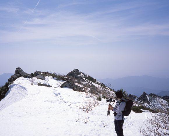 フィルム登山部で金峰山_f0251840_09140992.jpg