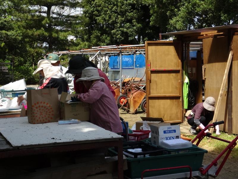 「こどもの日フェスティバル」の準備・・・うみべの森_c0108460_20352762.jpg