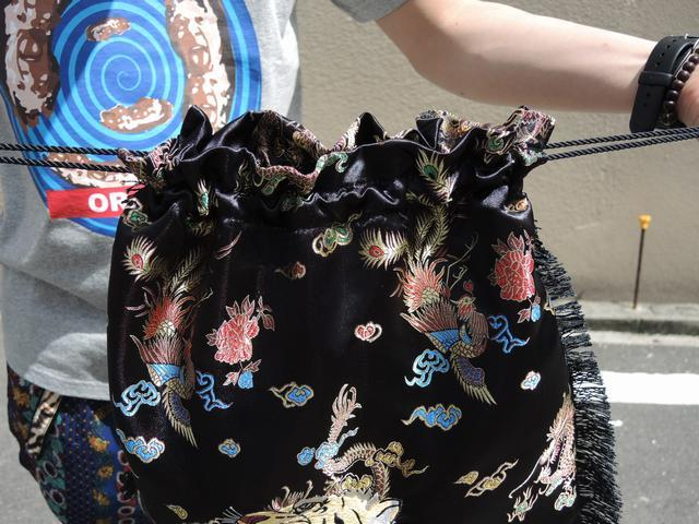 Tiger Pudding Bag(M)_b0316864_13571052.jpg