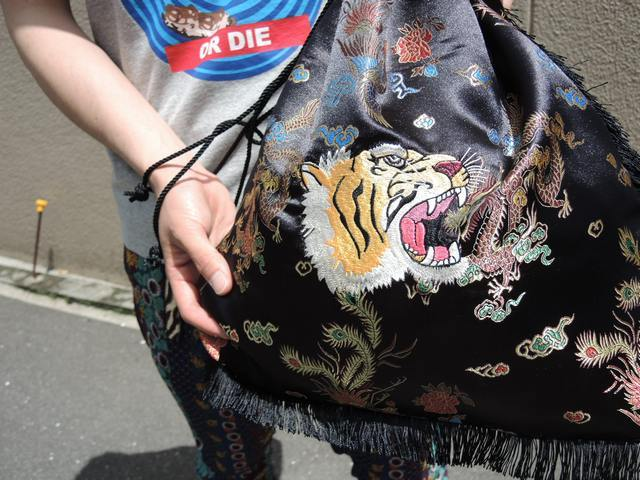 Tiger Pudding Bag(M)_b0316864_13572710.jpg