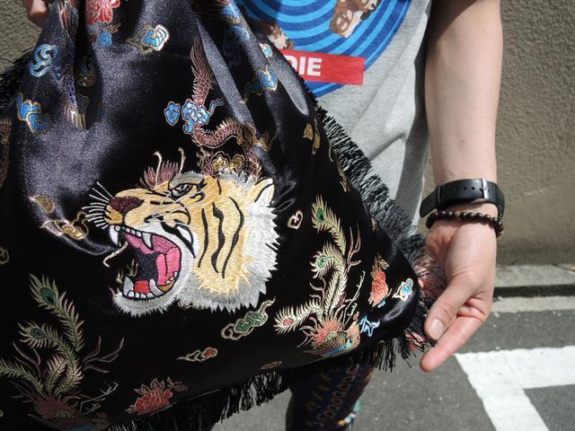Tiger Pudding Bag(M)_b0316864_13574385.jpg
