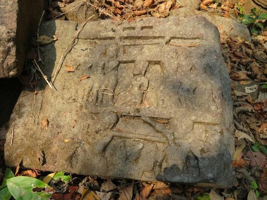 256 . Prasat Trapeang Khnar Sen Keo=珍しくもないが。_f0157870_21152133.jpg