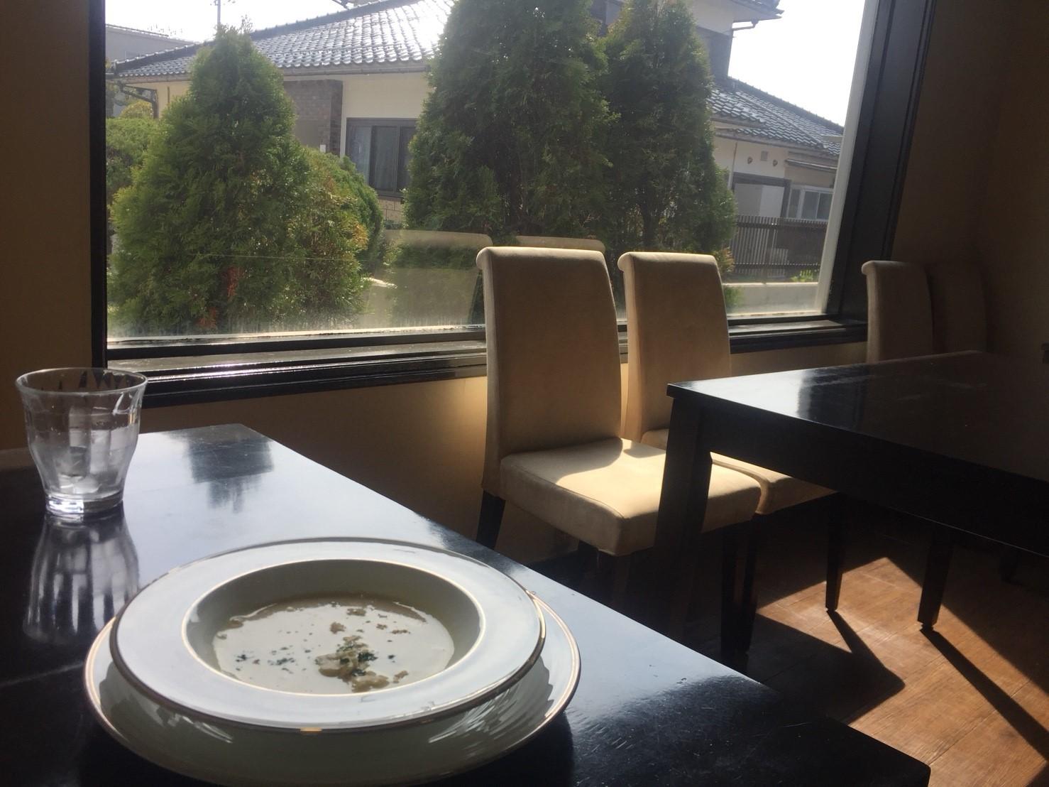 cafe & restaurant アンドリュース  ランチ  ミックスフライセット_e0115904_07182212.jpg