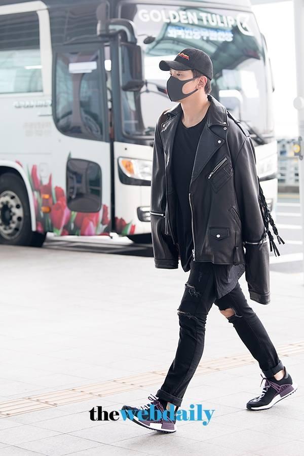 LA for The Korea Times Music Festivalへ向かうRAIN_c0047605_08130306.jpg