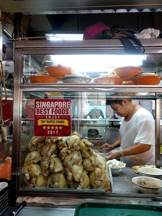シンガポールなカレーヌードル@Heng Kee Curry Chicken Bee Hoon Mee_e0368107_14305931.jpg