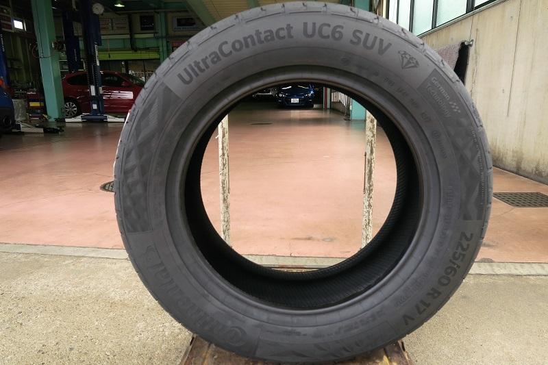 コンチネンタル UltraContact UC6 for SUV 誕生!_f0076731_13313100.jpg