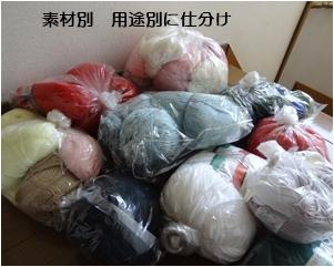 収納の見直し 毛糸の収納 & 紫陽花_a0084343_11480635.jpg