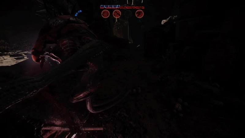 ゲーム「EVOLVE Wraith(Savage skin)でハンター惨殺(ハンター側有利設定」_b0362459_20255599.jpg