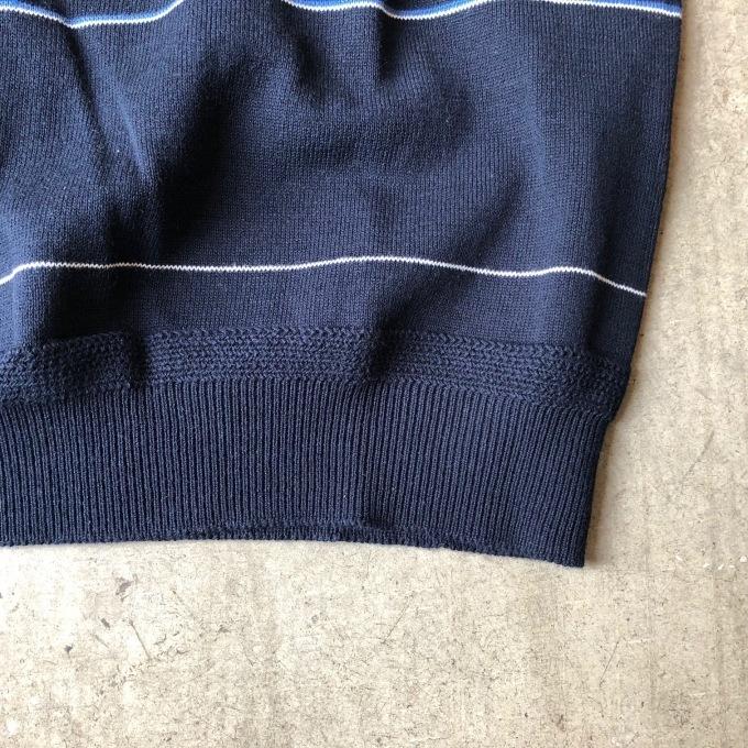STILL BY HAND ニットボーダーTシャツ_d0334060_14524689.jpg