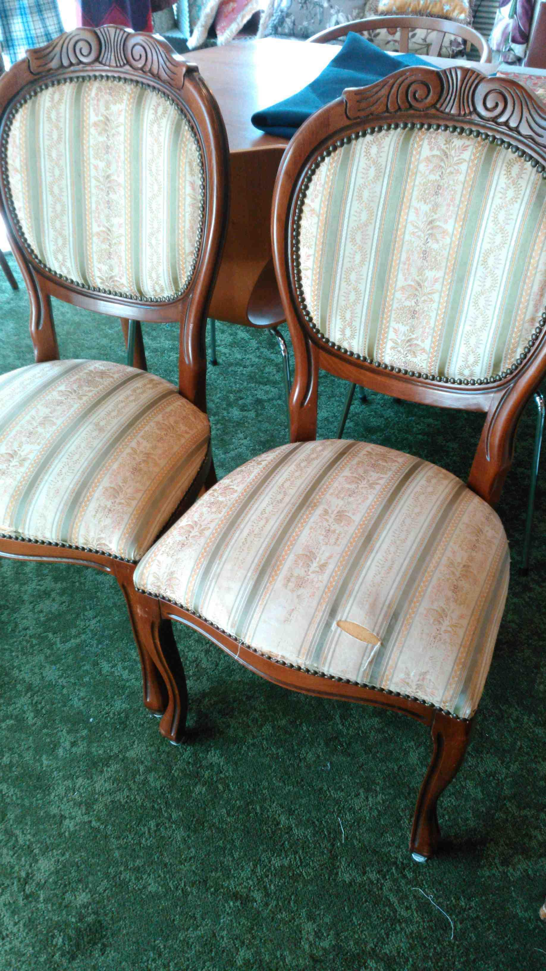 椅子の張替え_c0157866_19514737.jpg