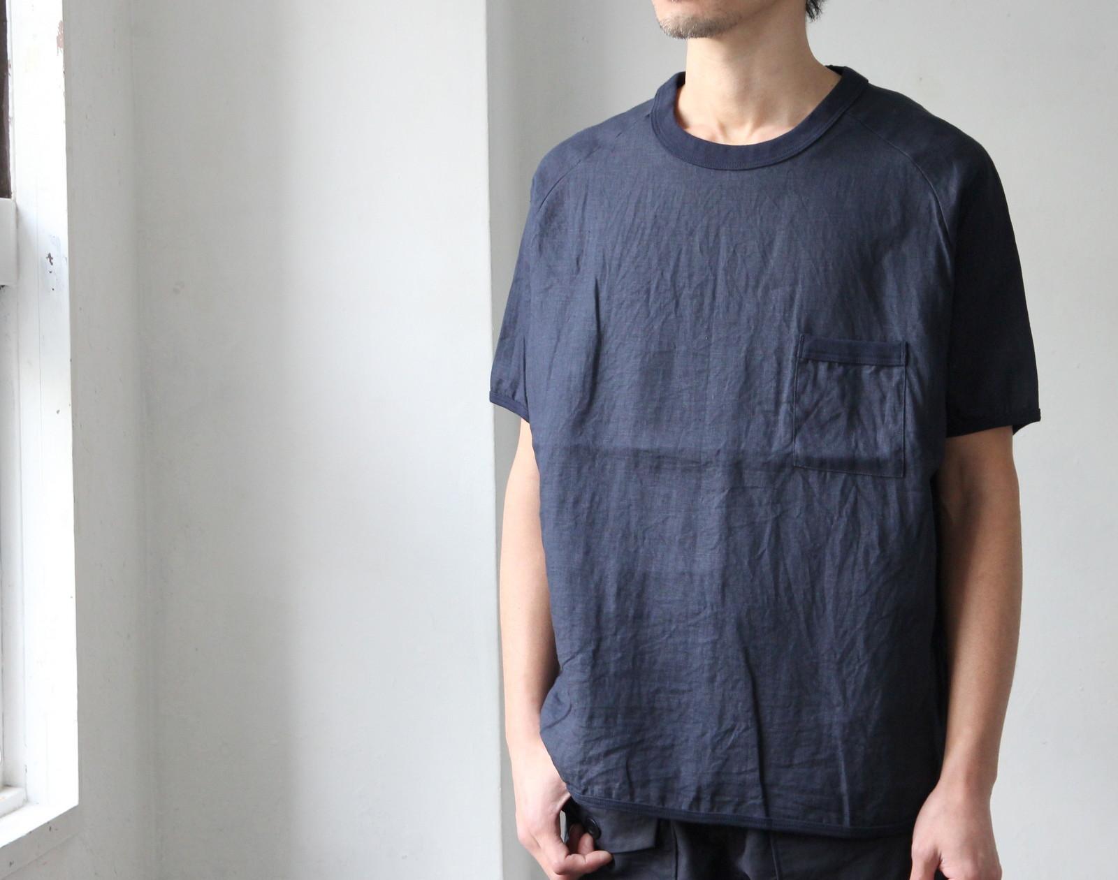 French Linen T-shirt_c0379477_21214568.jpg