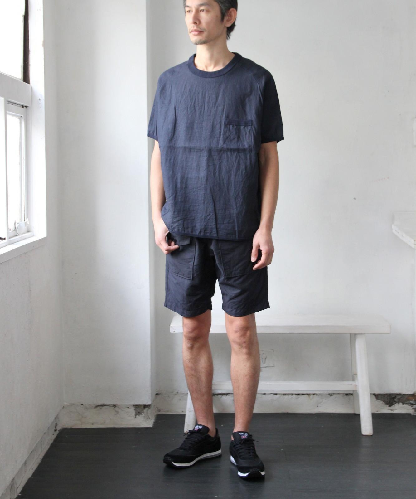 French Linen T-shirt_c0379477_21224116.jpg