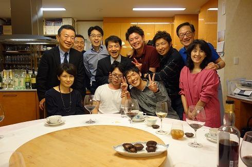 第10回中京病院循環器内科の先生方との食事会_a0152501_09143108.jpg