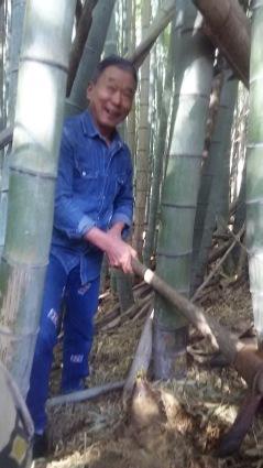 竹の子堀体験楽しいよ~❤_c0280108_06020733.jpg