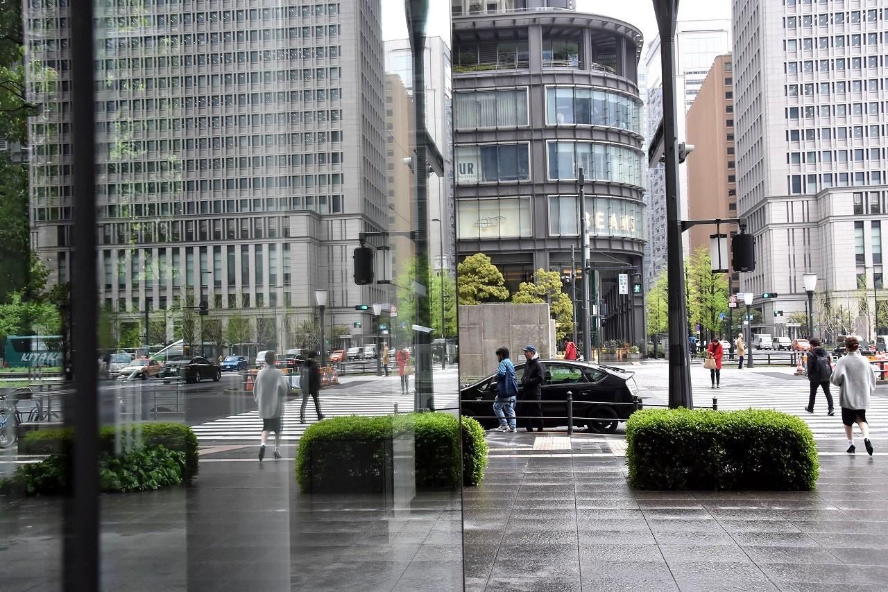 雨上がりの新緑@大手町_d0065116_22012752.jpg