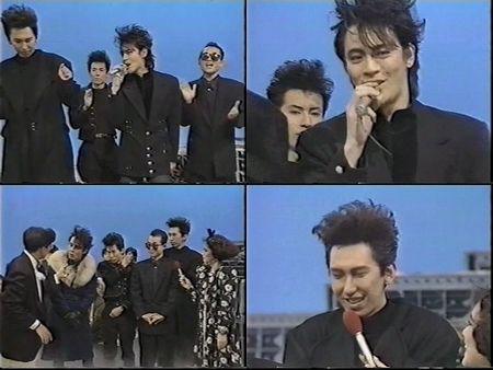 1986年の日本の音楽シーン : ロ...
