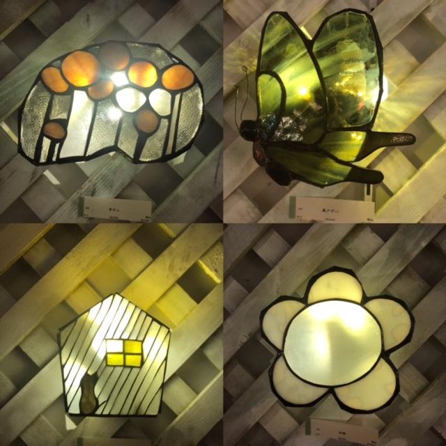 村瀬可衣ステンドグラス展Les petit lumieres〜しあわせのランプ〜_d0171222_08441761.jpg