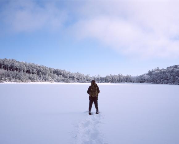 冬の白駒池 その①_f0251840_20511497.jpg