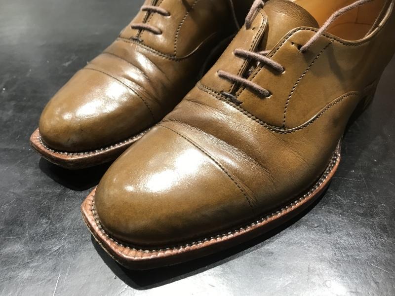 休日に靴磨き_f0374162_13170413.jpeg