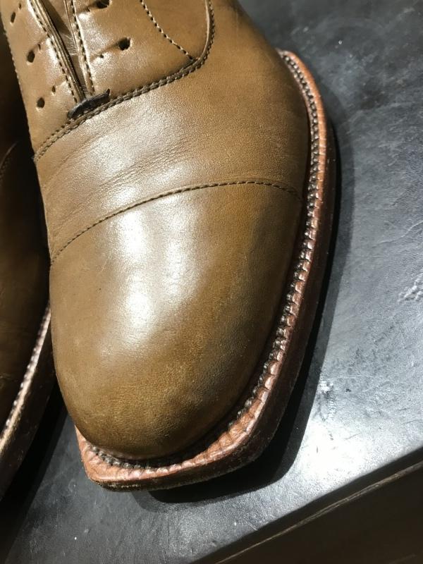休日に靴磨き_f0374162_13173078.jpeg