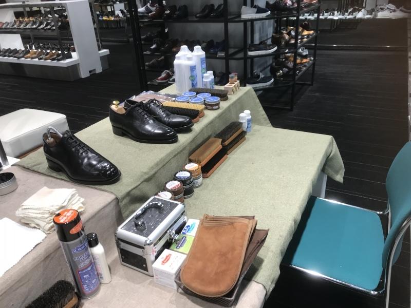 キッズ靴磨き体験会 開催しております_f0374162_14485528.jpeg