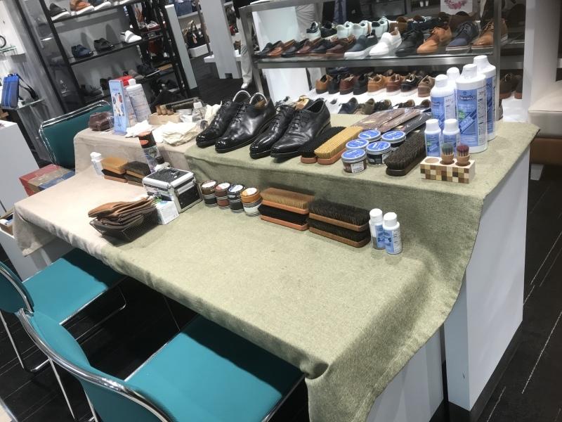 キッズ靴磨き体験会 開催しております_f0374162_14490324.jpeg