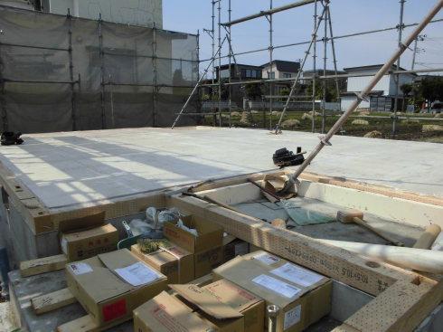 春の新築工事が始まりました_e0343963_10430790.jpg