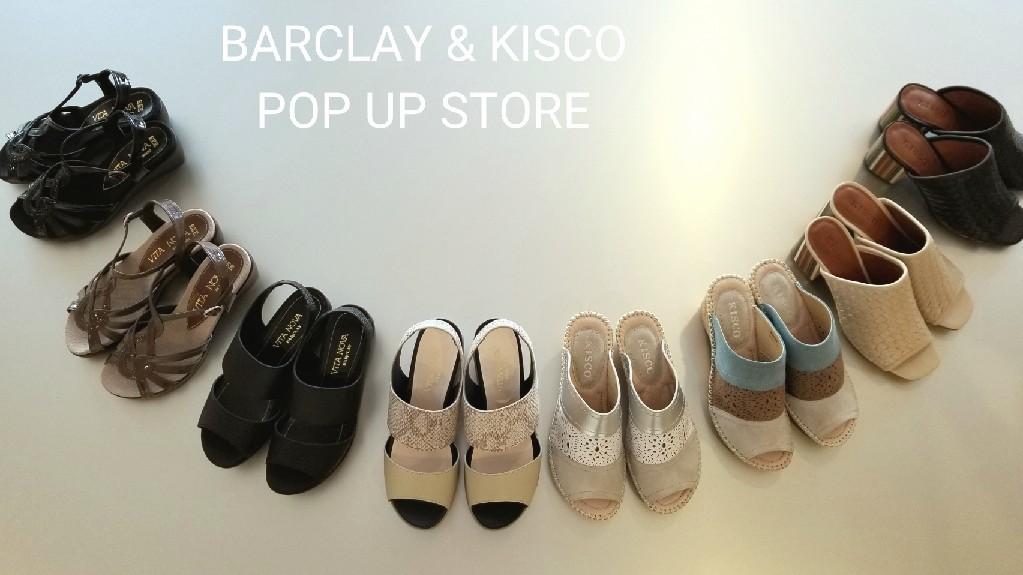 BARCLAY & KISCO ジョイントPOP UP。。。_c0220065_23591606.jpg